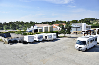 Location Emplacement - Camping-car